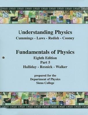 Understanding Physics/Fundamentals of Physics, Part 5 als Taschenbuch
