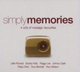 Simply Memories als CD