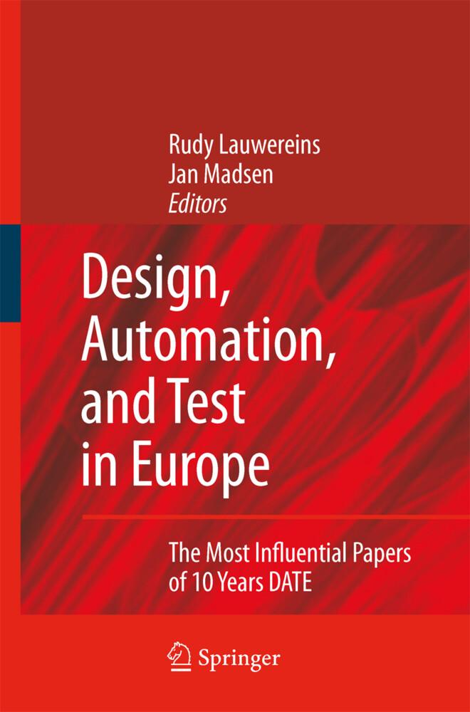 Design, Automation, and Test in Europe als Buch (gebunden)