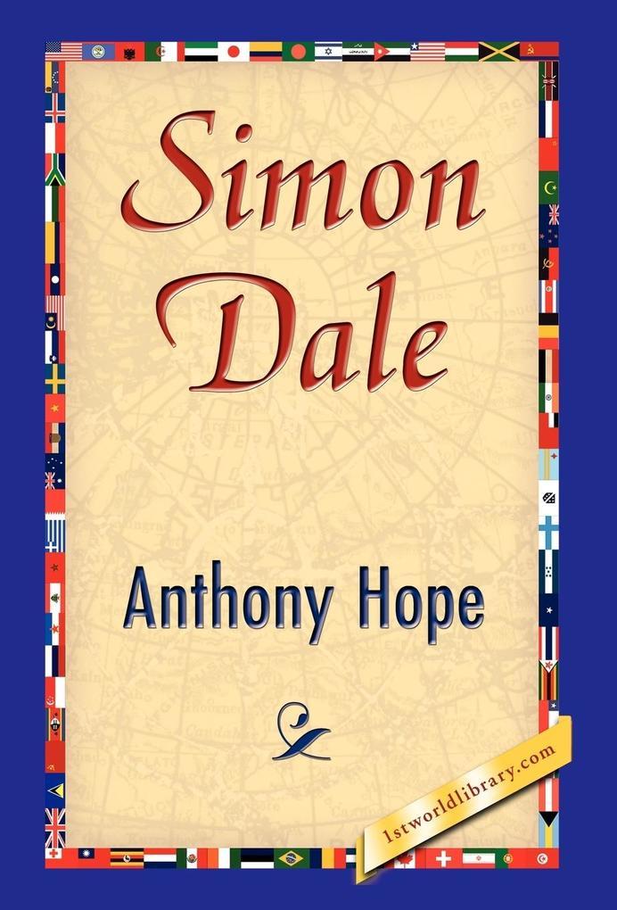 Simon Dale als Buch (gebunden)