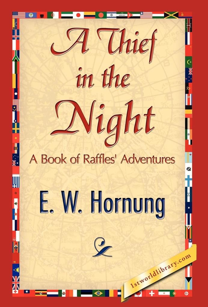 A Thief in the Night als Buch (gebunden)