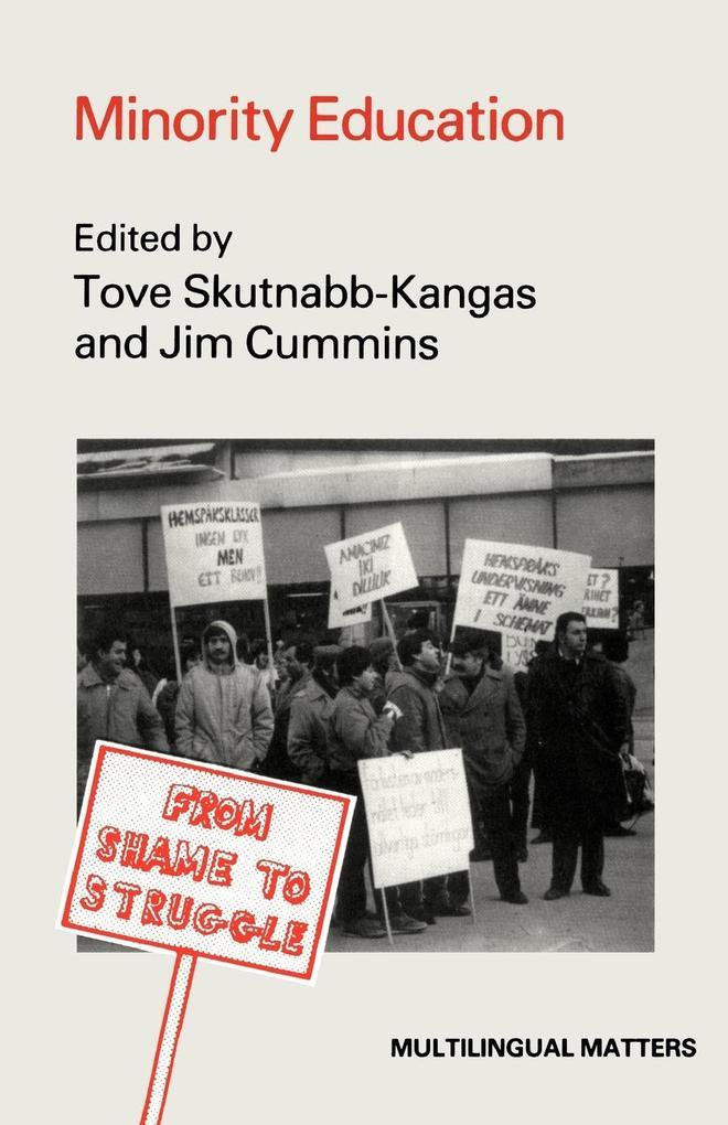 Minority Education als Taschenbuch