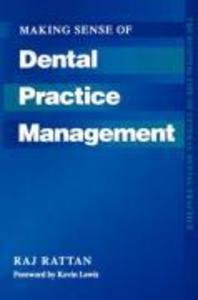 Making Sense of Dental Practice Management als Taschenbuch