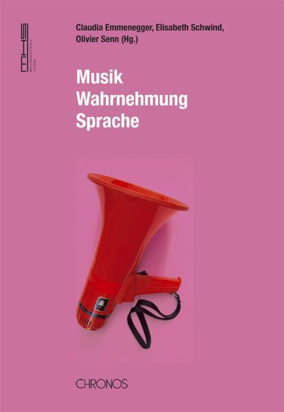Musik - Wahrnehmung - Sprache als Buch (kartoniert)