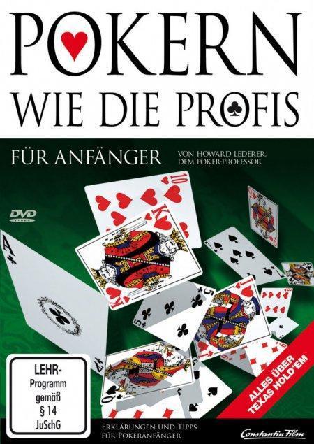 Pokern wie die Profis - Für Anfänger als DVD