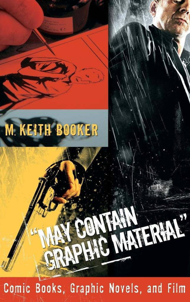 May Contain Graphic Material als Buch (gebunden)