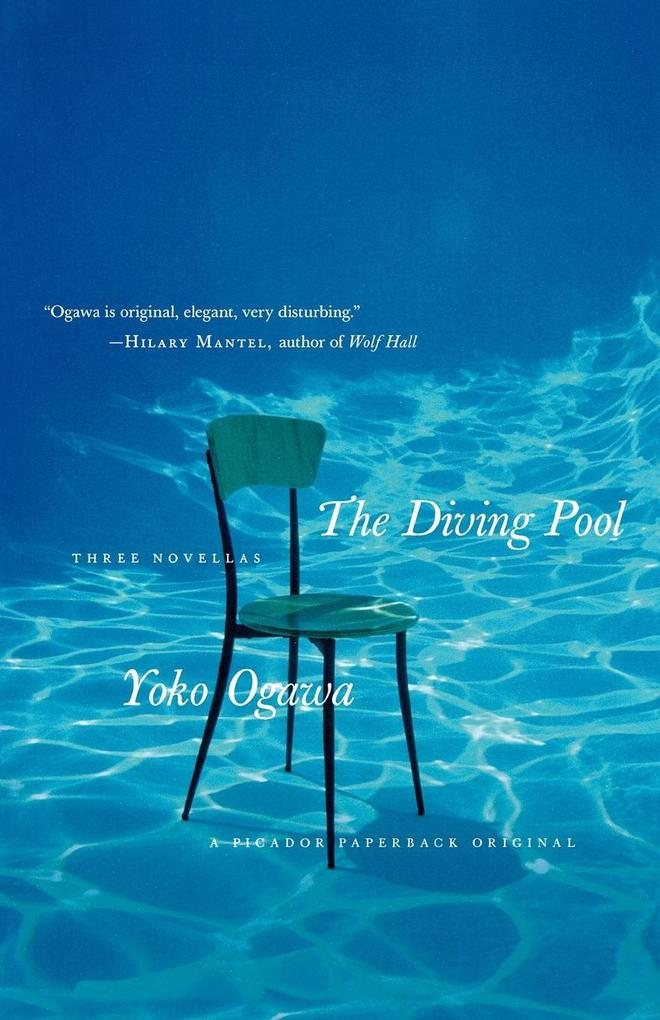 The Diving Pool als Buch (kartoniert)