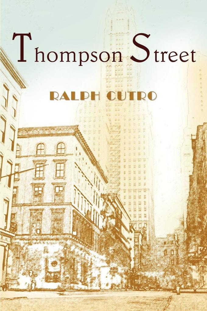 Thompson Street als Taschenbuch