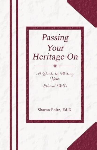 Passing Your Heritage on als Taschenbuch