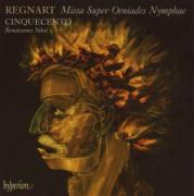 Missa Super Oeniades Nymphae als CD