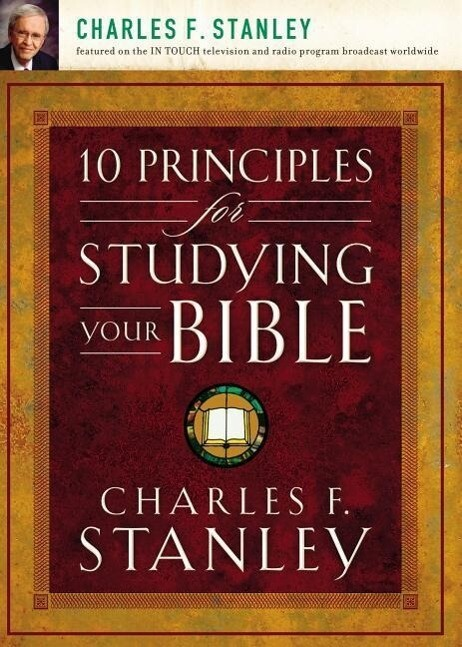 10 Principles for Studying Your Bible als Taschenbuch