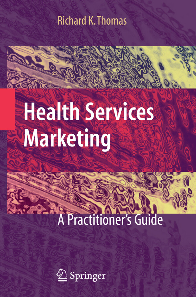 Health Services Marketing als Buch (kartoniert)