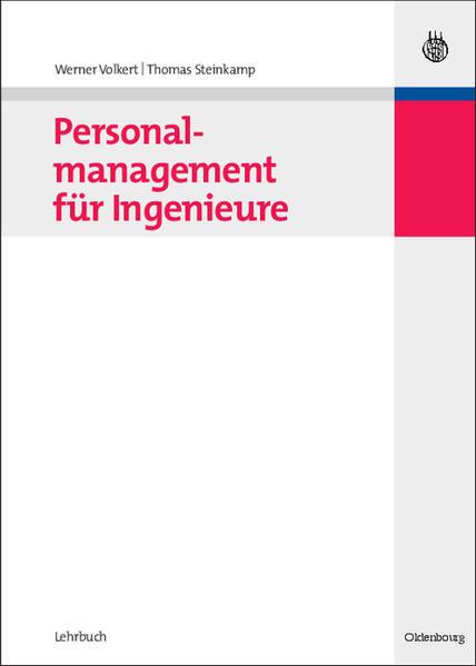 Personalmanagement für Ingenieure als Buch (gebunden)