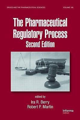 The Pharmaceutical Regulatory Process als Buch (gebunden)