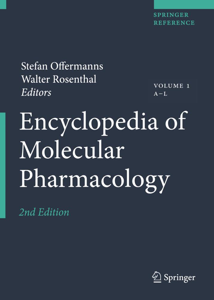 Encyclopedia of Molecular Pharmacology, 2 Teile als Buch (gebunden)