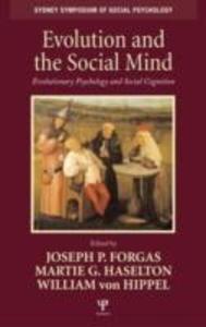 Evolution and the Social Mind als Buch (gebunden)
