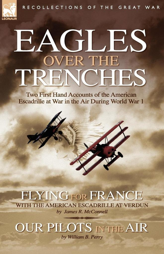 Eagles Over the Trenches als Taschenbuch