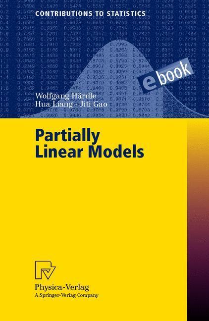 Partially Linear Models als Buch (gebunden)
