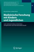 Medizinische Forschung mit Kindern und Jugendlichen