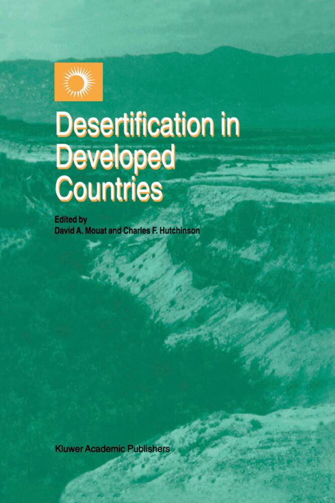 Desertification in Developed Countries als Buch (gebunden)