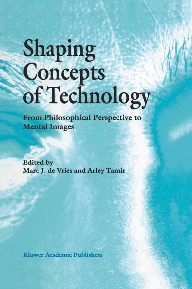 Shaping Concepts of Technology als Buch (gebunden)