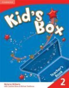 Kid's Box 2 Teacher's Book als Taschenbuch