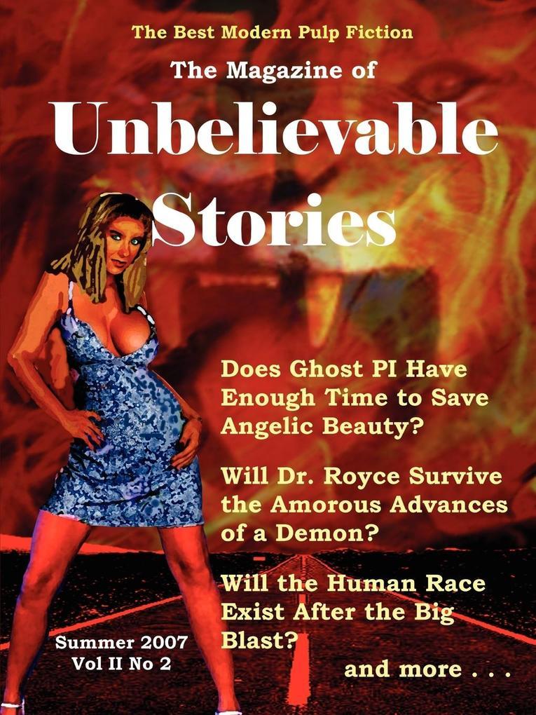 The Magazine of Unbelievable Stories als Taschenbuch