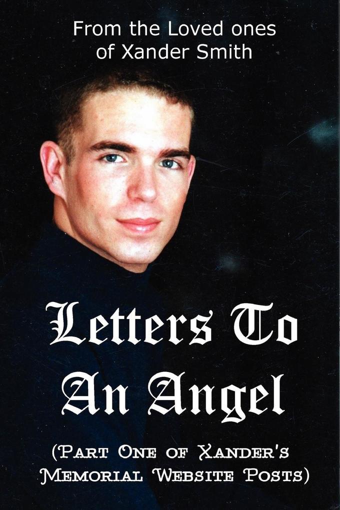 Letters To An Angel als Taschenbuch
