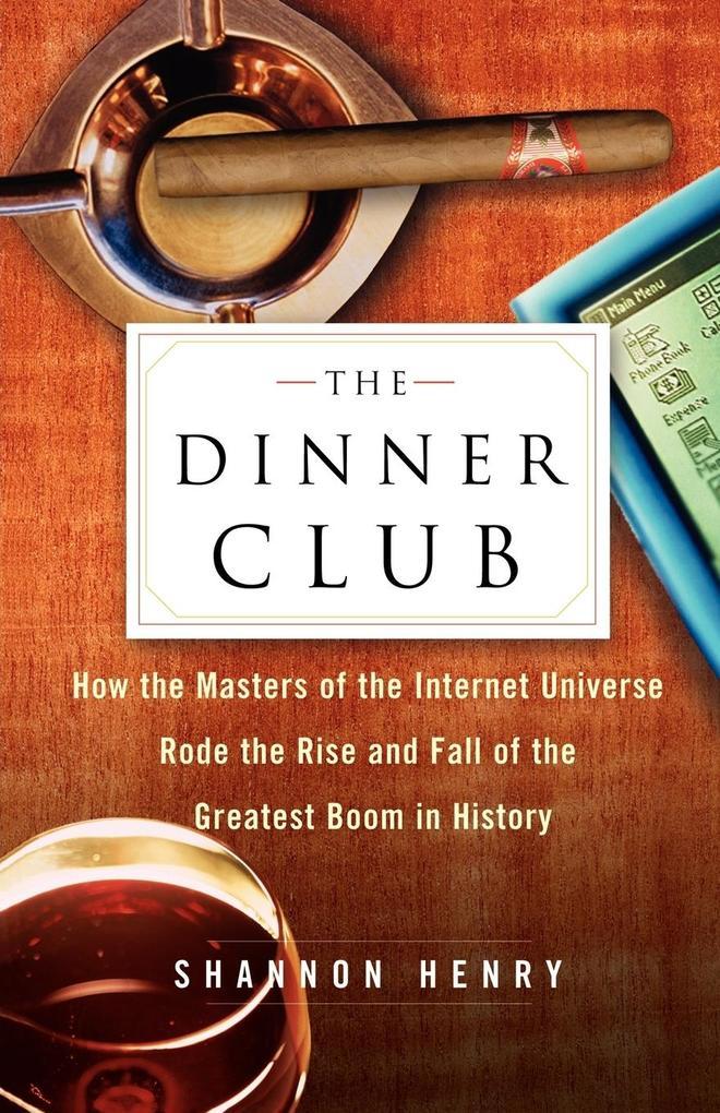 The Dinner Club als Taschenbuch
