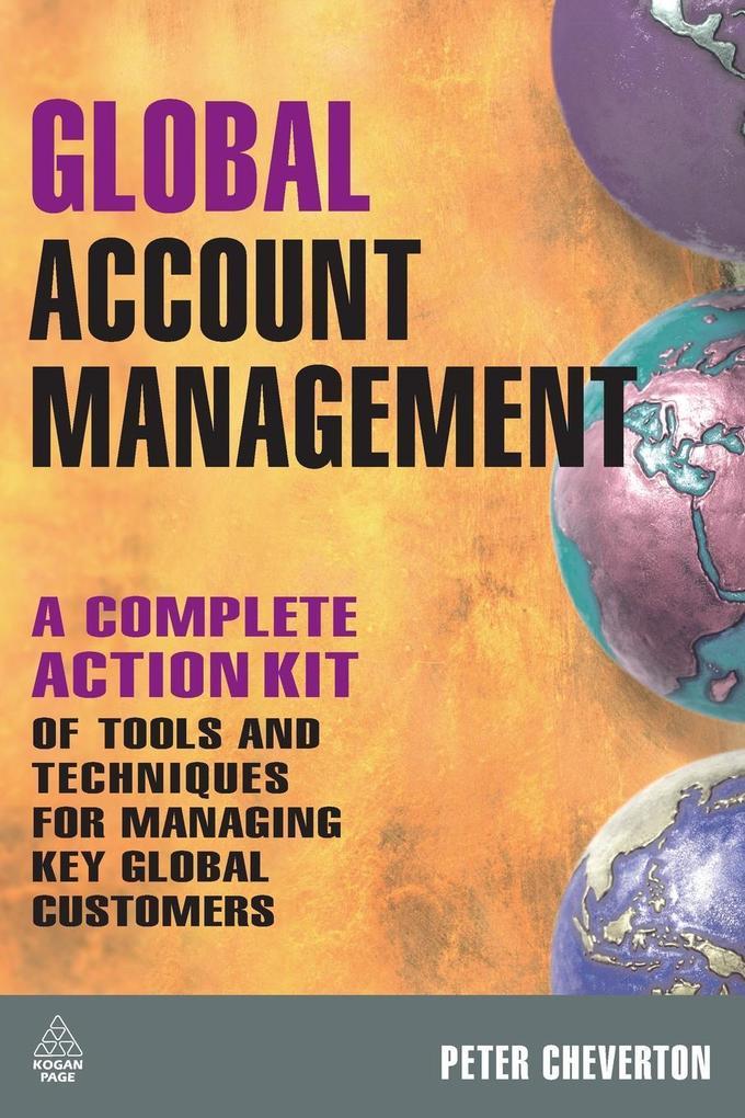 Global Account Management als Buch (kartoniert)