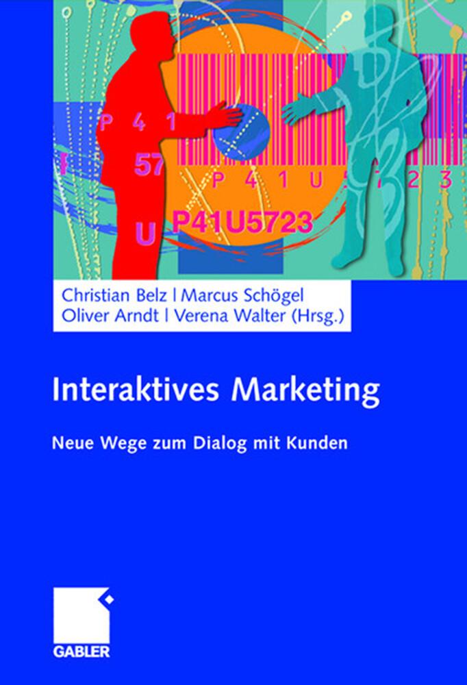 Interaktives Marketing als Buch (gebunden)