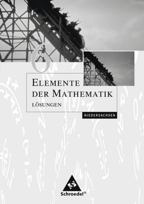 Elemente der Mathematik SI - Ausgabe 2004 für Niedersachsen als Buch (kartoniert)