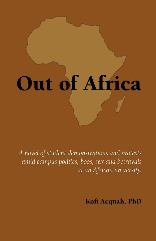Out of Africa als Taschenbuch
