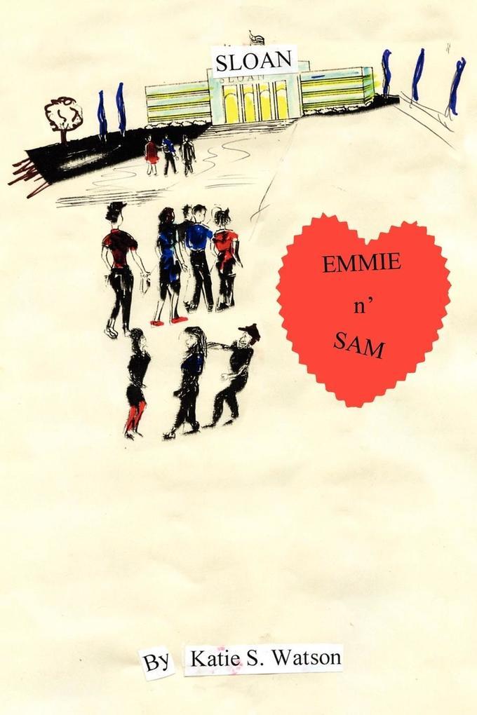 Emmie n' Sam als Taschenbuch