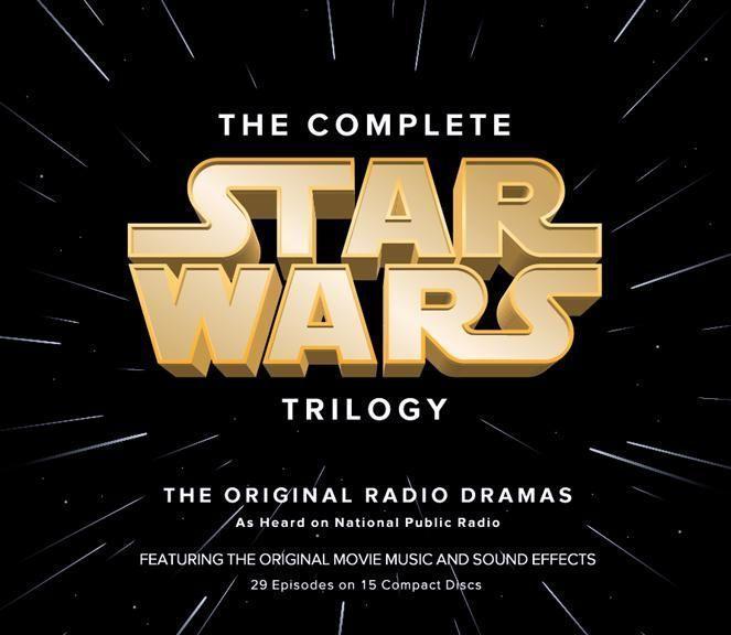 Star Wars als Hörbuch CD