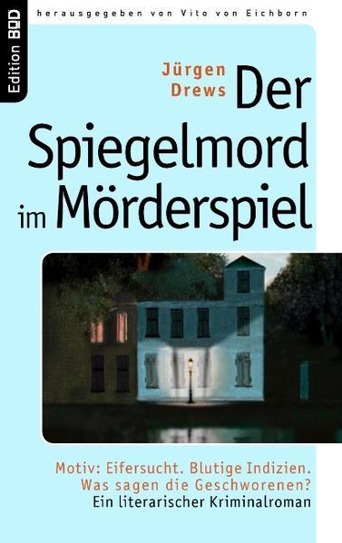 Der Spiegelmord im Mörderspiel als Buch (kartoniert)