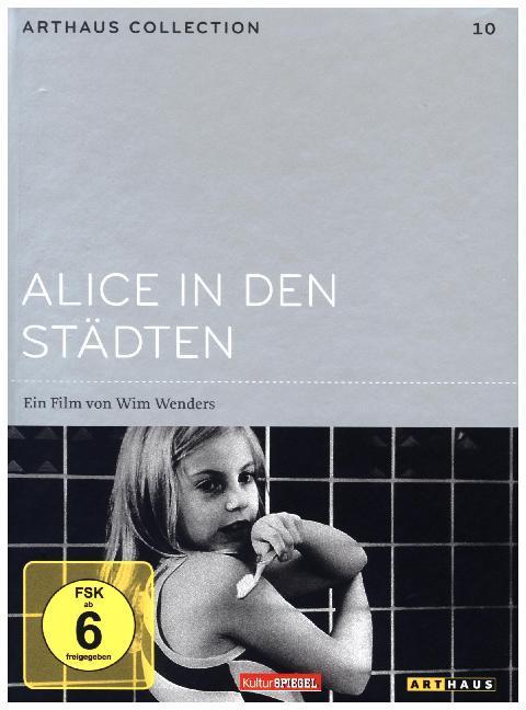 Alice in den Städten als DVD