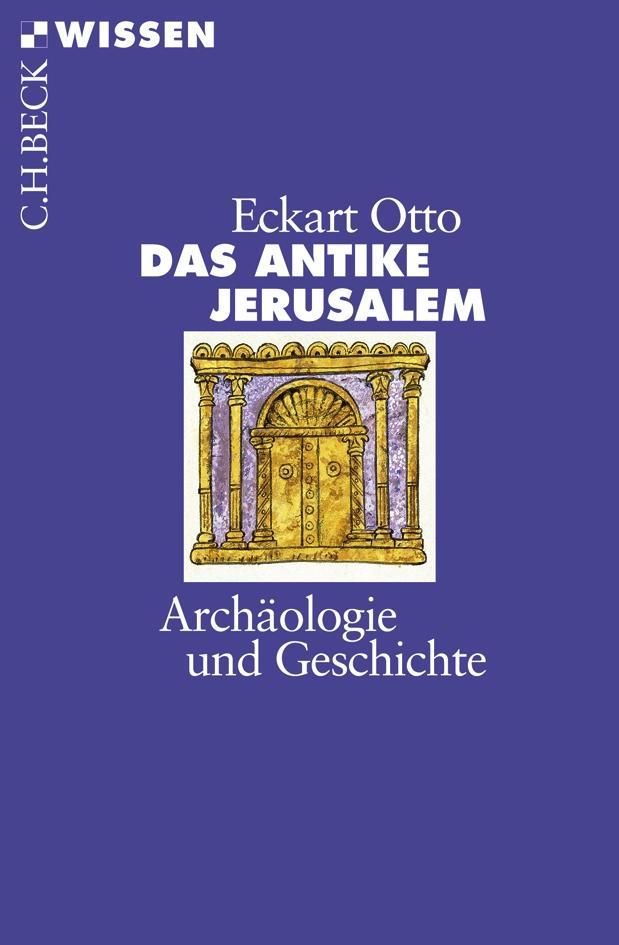 Das antike Jerusalem als Taschenbuch
