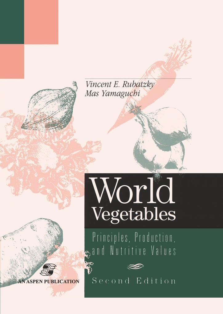 World Vegetables als Buch (gebunden)