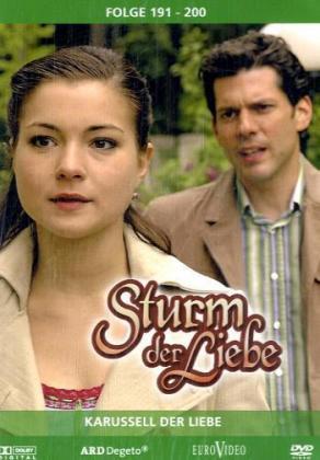 Sturm der Liebe als DVD