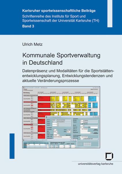 Kommunale Sportverwaltung in Deutschland als Buch (kartoniert)