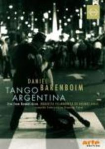 Tango Argentina als DVD