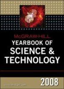 McGraw-Hill Yearbook of Science & Technology 2008 als Buch (gebunden)