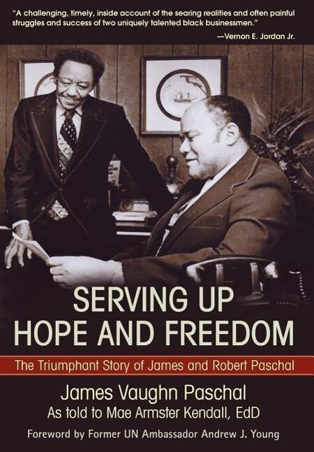 Serving Up Hope and Freedom als Buch (gebunden)