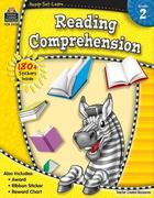 Ready-Set-Learn: Reading Comprehension Grd 2 [With 180+ Stickers]