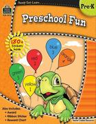Ready-Set-Learn: Preschool Fun [With 180+ Stickers, Ribbon Sticker and Reward Chart and Award]