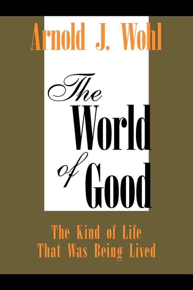 The World of Good als Taschenbuch