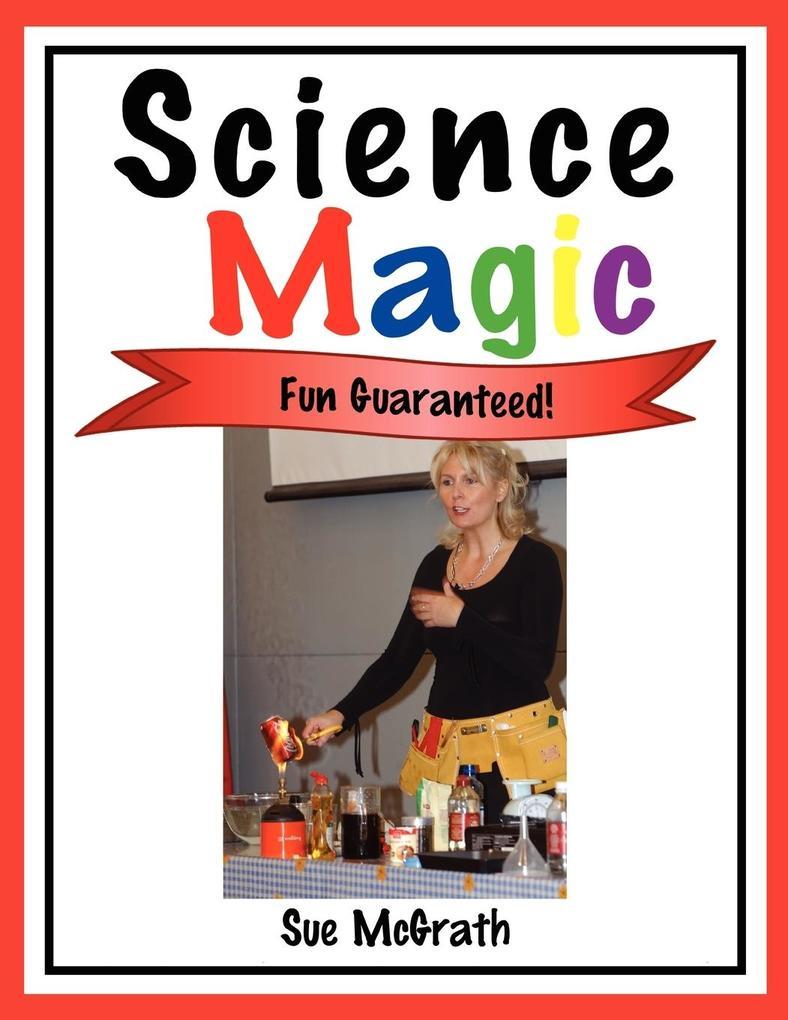Science Magic als Taschenbuch