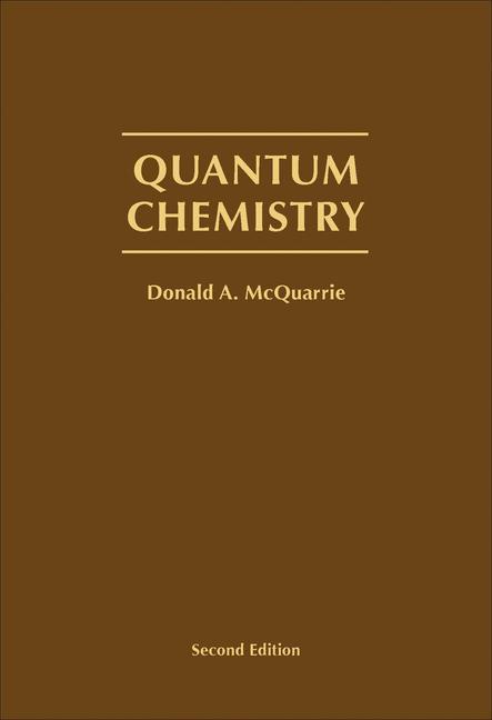 Quantum Chemistry, 2nd edition als Buch (gebunden)