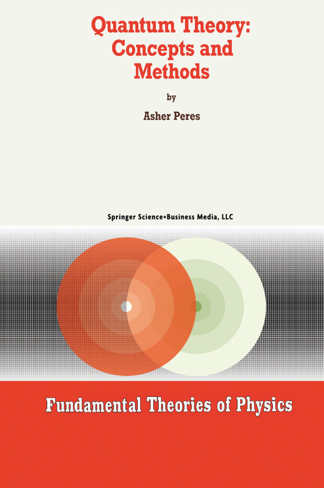 Quantum Theory: Concepts and Methods als Buch (gebunden)